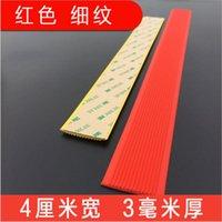 Carpets 10 Pieces PVC Plastic Stair Anti-slip Strips Pad Kindergarten Steps Tile Floor Marble Self-adhesive Edge Tape