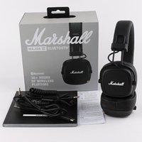 Marshall الرئيسية III سماعات بلوتوث العميقة باس الضوضاء عزل سماعات لاسلكية التخصصات 3 مرحبا فاي