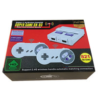 Wireless HD TV game console SNES821 home game console SFC hi...