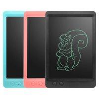 10 Protable LCD Dijital Yazma Tabletler El Yazısı Çizim Kurulu Ultra-ince Pano Elektronik Çocuk için