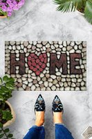 Carpets Home Door Mat Bedroom Kitchen Bath Floor Mats Entrance Multipurpose Doormat Non-slip 45*70cm