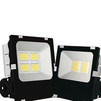 SMD 3030 LED FLUYARTE LIGHT LIGHTS OTRAL 100W LIGHTS CON IP66 A prueba de agua, 6000K Luz de inundación de iluminación blanca para garaje, jardín, césped y patio Crestech168