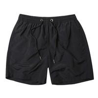 Sıcak 2021 Yaz Moda Şort Yeni Tasarımcı Kurulu Kısa Hızlı Kuruyan Mayo Baskı Kurulu Plaj Pantolon Erkek Erkek Yüzmek Şort