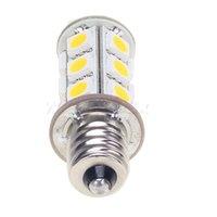 LED Binnen Licht E12 18 STKS 5050 SMD 24V 12 V Warm White Corn Bulb Marine RV Light