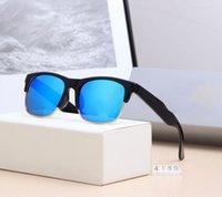 NOUVEAU 4189 Vintage Hommes de Femmes Designer Square Retro Lunettes inclinées Lunettes de lunettes inclinées Sun Uv400 Lunettes de soleil Verre Oculos Shades Sol Gafas gre
