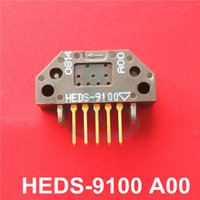 Flatbed UV Solvent Yazıcı Taşıma Motor Sensörü Heds-9100 F00 A00 E00 G00 Enkoder Şerit Okuyucu Raster Izgara Tapge Sensörü 1 adet