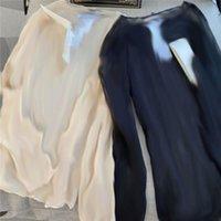 Сетчатые женские футболки Tees Thirts Jacquard Письмо Дамы Нижняя Рубашка Топы Прозрачная сексуальная вечеринка Свадебная футболка для женщин