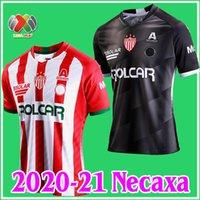 2020 2021 Kulübü Necaxa Futbol Forması 20/21 Nekaxa Ev Uzakta Tayland Kalite Liga MX Kiti Formalar Futbol Üniforma Gömlek