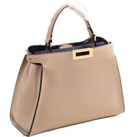 Lady Shoulder Crossbody Bag Top Quality Genuine Leather Handbag Fashion Women's Messenger Totes Bags