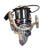 8000/10000/12000 Металлические рыболовные катушки на длительном расстоянии, бросая удочку рыбы прядильное колесо против морской воды рыбы колеса H58D