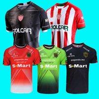 4XL 20 21 Liga MX FC Juárez Futbol Forması Meksika Kulübü Necaxa Ev Yeşil Kısa Kollu Gömlek Uzakta Siyah Maillot De Foot Futbol Üniformaları Gonzale
