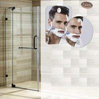 Bath Accessory Set Hanging Shaving Mirror, Shower Vanity Fog-free Bathroom Gadgets, Travel Accessories