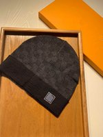 حار جودة عالية 2021 الأزياء عالية الجودة قبعة الكلي للجنسين محبوك قبعة محبوك قبعة الكلاسيكية الرياضة الجمجمة قبعة السيدات عارضة في الهواء الطلق