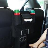 Автомобильный Организатор многофункциональный хранилище содержание сумки для хранения между задними сиденьями Детская защитная коробка подлокотника аксессуары