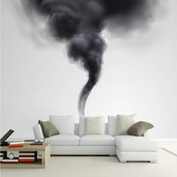 Wallpapers Drop Custom 3d Wallpaper Chinese Dream Smoke Mural Living Room Restaurant Gallery El