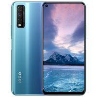 """Orijinal Vivo IQOO U1 4G Cep Telefonu 6 GB 8GB RAM 128 GB ROM Snapdragon 720g Android 6.53 """"Tam Ekran 48.0MP Parmak İzi ID Akıllı Cep Telefonu"""
