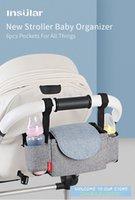 Multifunctional baby stroller bag   handbag,Diaper Bags, 6 reasonable storage areas, detachable partitions, simple design