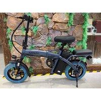 남성과 여성의 자전거 배터리 자동차 전기 자전거 Batterys 자동차 미니 휴대용 소형 전기 자전거