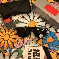 패션 선글라스 2140 고품질 분극 성격 남성과 여성 복고풍 야외 안티 눈부심