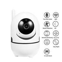 Kameras 1080p Wireless IP-Kamera Wifi CCTV-Netzwerk Videoüberwachung Auto Tracking Nachtsicht 2MP HD