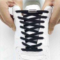 قطع غيار الأحذية والأحذية أحذية الحذاء 1 زوج من معادن إغلاق لجولة خاصة مطاطا دون للرجل الإناث الدانتيل للمطاط كسول