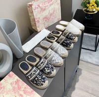 Sommer Damen Lässige Sandalen Hausschuhe Mode Buchstaben Fischer Schuhe Plattform Frauen Schuhe Hanf Seil Stroh gewebt Zehenkappe Sandalen groß 35-41