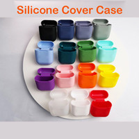 15colors Silicone Earphone Case Cover Universal for Pods Gen...