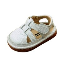 First Walkers Genuine Leather Baby Infant Shoes 0-1-3 Years Old Girls Summer Toddler Kids Boys Soft Bottom Children's