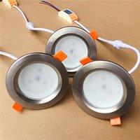 Wodoodporna / przeciwpożarowa dioda LED Downlight IP65 LED Downlight Light 12W / 15W / 7W / 25W SUPER Bright AC220V Lampa sufitowa