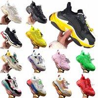 مع مربع منصة Track2 الأحذية الإصدار 3.0 4.0 المسار 2 مصمم عداء الهواء غوما رجل رجل إمرأة الشريحة سيدة صندل الرياضة عارضة المدربين أحذية رياضية فاخرة