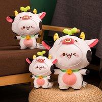 22 30 40CM Kawaii Anime Rabbit Dumpling Toys Stuffed Lovely Animal Plush Doll for Kids Children Soft Pillow Nice Gifts for Girls
