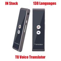 T8 TRADUCTOR DE VOOL 138 IDIOMAS WALIRESS Business Learning Office Simultánea Interpretación-Traductor Electrónica