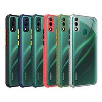 ARYLIC 실리콘 전화 케이스 화웨이 Y8S Y7P 명예 9C 9S Y6P Y5P P40 Lite E Nova 6Se 7i 7Se 5G Pro Plus Soft Cover
