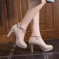 Dress Shoes Fashion Female High Heels Sexy Luxury Gold Silver Pink Women's Pumps Party Office Wedding Designer