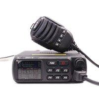 QYT CB-27 CB راديو 26.965-27.405MHZ AM / FM 12 / 24V 4 W شاشة LCD التحصير مواطن الفرقة متعددة المعايير هام CB موبايل راديو 27