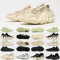 2021 Adidas YEEZY FOAM RUNNER sandals Summer kanye west Desert Sage Mens Fashion Shoes Breathable Slippers Designer Marsh Flax Earth Brown Women Trainers Slides Sandals Size 36-45