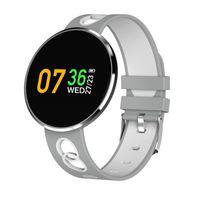 CF006H Pulseira inteligente Pressão sanguínea Monitor de frequência cardíaco relógio inteligente câmera impermeável fitness rastreador relógio relógio de pulso para iphone ios android
