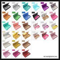 EPACK Magnetic Lashes Box with eyelash tray 3D Mink Eyelashes empty Boxes False Eyelashes Packaging Case