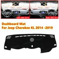 Für Jeep Cherokee KL 2014 -2019 Anti-Rutsch Auto Dashboard Cover MAT Sun Shade Pad Instrument Panel Teppiche Zubehör