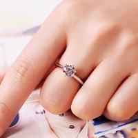الأمريكية حقيقية مويسانيت حلقة د اللون المرأة تقليد الماس خاتم الزواج الماس مجوهرات الفرقة شهادة الحفر اختبار القلم 0078