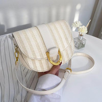 Cross Body Knitting Crossbody Bags For Women 2021 Fashion Small Shoulder Bag Female Handbags And Purses Travel