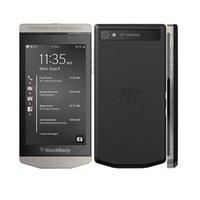 Refurbished Original phones BlackBerry Porsche Design P'9982 P9982 Unlocked Cell Phone Dual Core 2GB 64GB 4.2inch 8MP 4G LTE