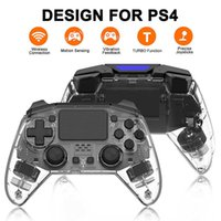 Wireless Gamepad For Sony Playstation 4 PS4 Controller Bluetooth-compatible Vibration Joysticks 6-Axis Handle 4 Game Console Pad G0928