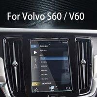 Для 2021 Volvo S60 / V60 Навигационная пленка Центральный контроль ЖК-дисплей Большой экран закаленная защитная пленка