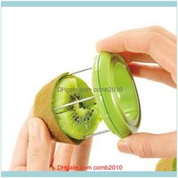 Vegetable Kitchen, Dining Bar Home & Garden Style Cooking Tools Fruit Cutter Device Cut Digging Kitchen Tool Durable Multi-Functional Kiwi D