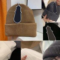 Унисекс теплая шапка Hatkliting мужской шапка уличный стиль мальчик хип-хоп шапка унисекс буквы шапочки для оптовых высокого качества в стиле зимняя крышка