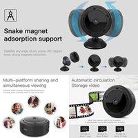 أمن الوطن مصغرة WiFi 1080P IP كاميرا لاسلكية صغيرة CCTV الأشعة تحت الحمراء للرؤية الليلية كشف الحركة بطاقة SD فتحة بطاقة الصوت التطبيق