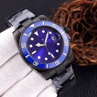 Top fashion style Mens Watch Mechanical Automatic Movement Business Stainless Steel Watch Mens Calendar Watches Wristwatches mens watches