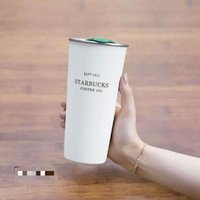 Travel Vacuum Insulated 2020 Mug Stainless Steel Tumbler Sweat fast Coffee Tea Cup Thermos Flask Wat