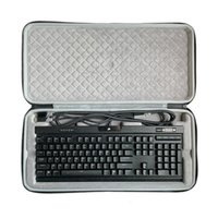 Duffel Bags Portable Hard Protection Shell Carrying Bag For Corsair K70 RGB .2 Mechanical Keyboard Storage Box Handbag